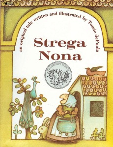 I had numerous classics on my initial list of 30 books, but Strega Nona made the cut in the top 10! This book reminds me of my childhood, and the story is one kids will hold on to.