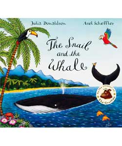 It's hard to pick just one Julia Donaldson -- all rhyming, great illustrations, engaging stories. This one has such a great message about friendship and helping each other.